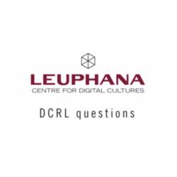 Interview mit Martina Leeker über DCRL Questions