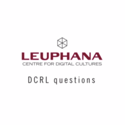 Interview mit Martina Leeker über DCRL Questions